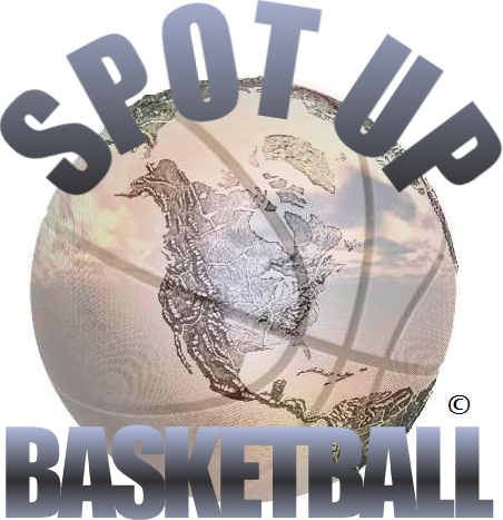 Spot Up Basketball